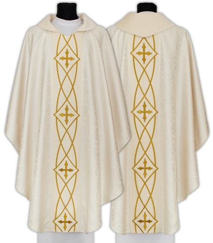 Gothic Chasuble model 590