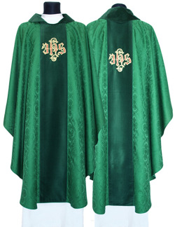 Gothic Chasuble model 597