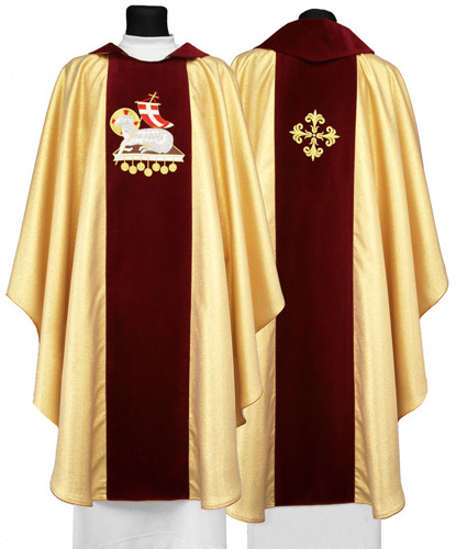 Gothic Chasuble  model 601