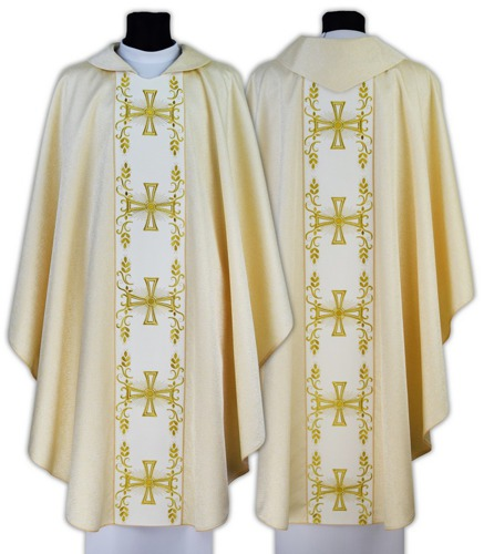 Gothic Chasuble model 677