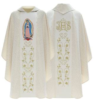 "Gothic Chasuble ""Guadalupe"" model 560"