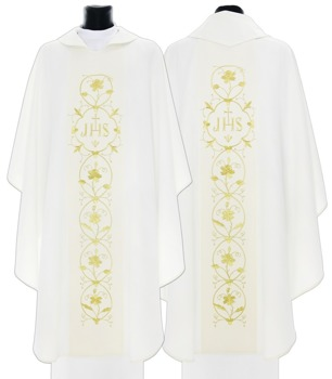 Gothic Chasuble model 526