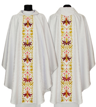 Gothic Chasuble model 637