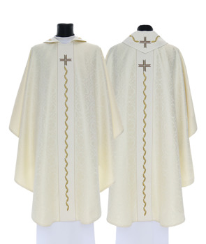 Gothic Chasuble model 743