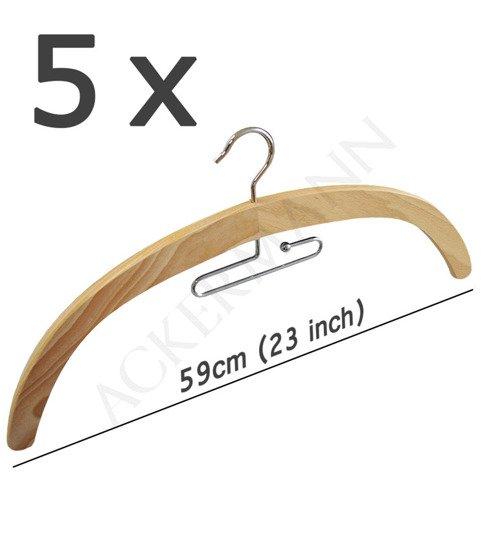 5 vestment hangers