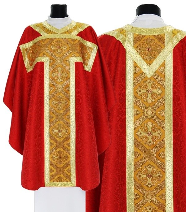 Gothic Chasuble model 059