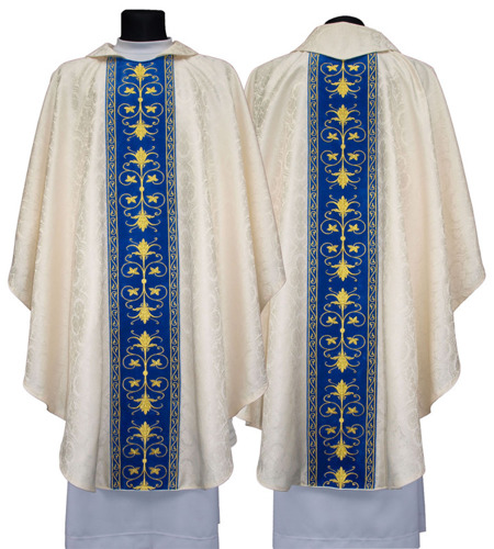 Gothic Chasuble model 561