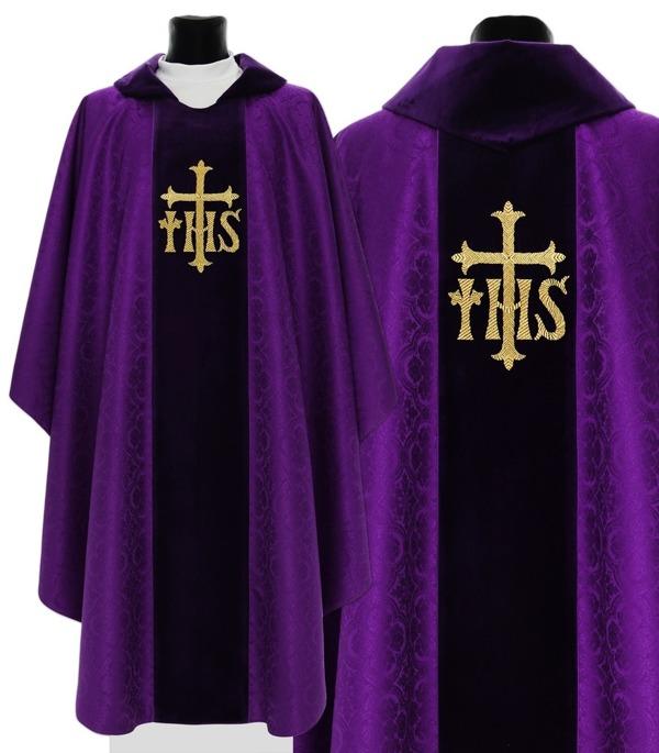 Gothic Chasuble model 596