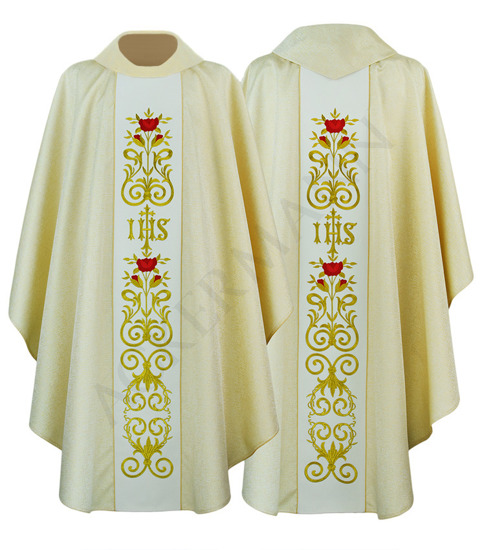 Gothic Chasuble model 694
