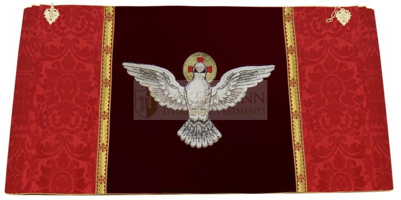 Humeral veil Holy Spirit model 809