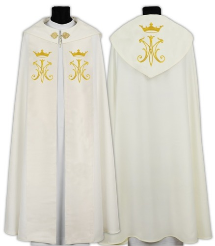 Marian Gothic Cope model 600