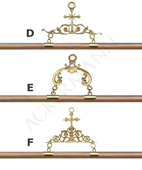 Processional Banner Stand for church BS-101