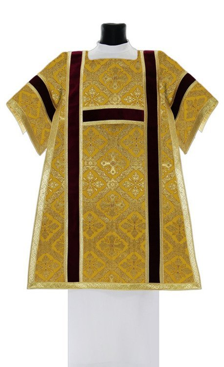 Roman Tunicle with maniple