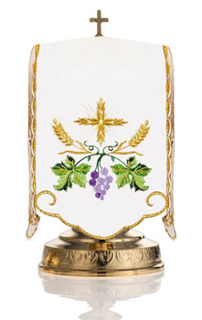 Ciborium veil Grape