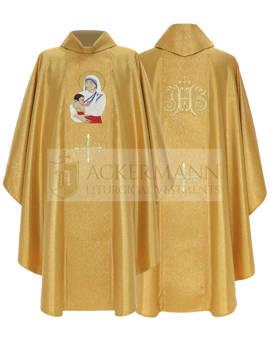 Gothic Chasuble Saint Teresa of Calcutta model 433