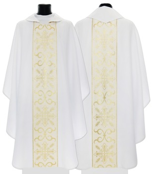 Gothic Chasuble model 054