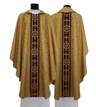 Gothic Chasuble model 579