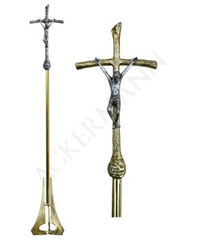 Processional Cross Papal Cross design K04PK31