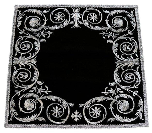Chalice veil