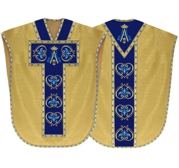 Gold Chasuble St. Philip Neri