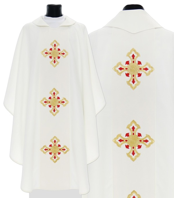 Gothic Chasuble model 544