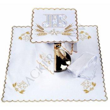 Altar linen IHS