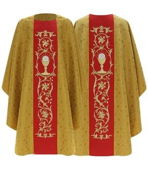 Gothic Chasuble model 534