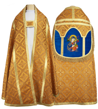 Roman Cope Our Lady of Perpetual Help