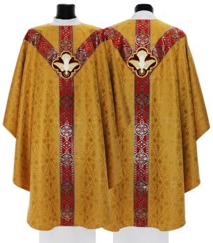 Semi Gothic Chasuble Holy Spirit model 212